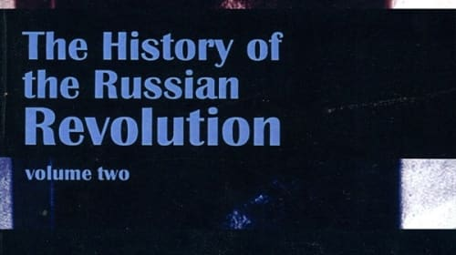 Book Review: History of the Russian Revolution