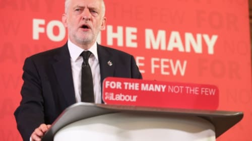 Jeremy Corbyn Is the Man for the Job