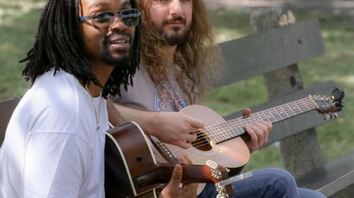 Some Americana Soul from Demetrius N Vince