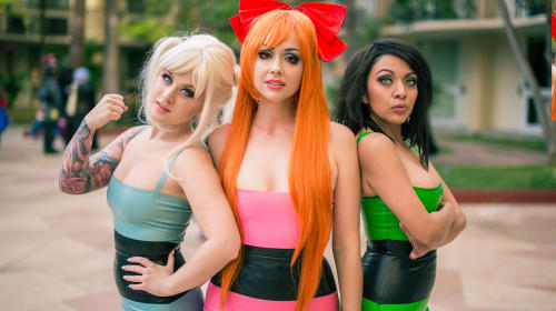 Powerpuff Girl Cosplay Guide