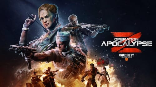 'Operation: Apocalypse Z' Out Now!