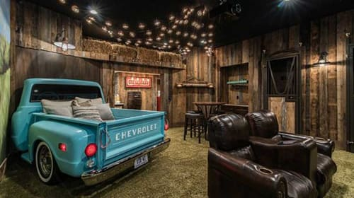 How to Design the Perfect Man Cave