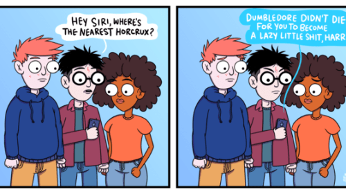 Harry Potter Is the Worst