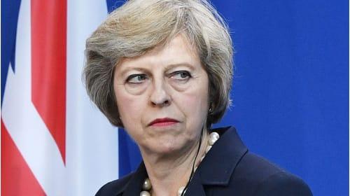 Dear Theresa, We're Human, Too