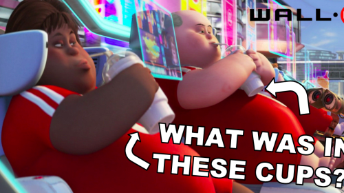 Pixar Theory: The Unseen Cannibalism of Wall-E!