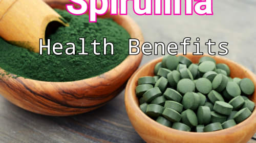 Spirulina: Major Beneficial Ancient Superfood for Longevity