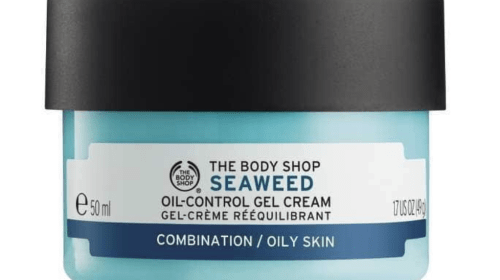 The Body Shop Seaweed Gel Cream Review