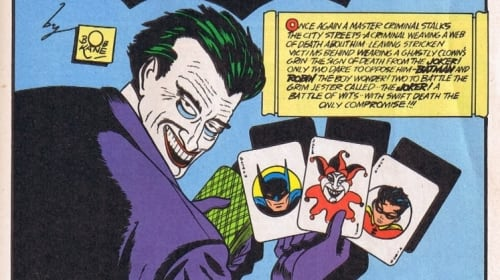 Top Ten Classic Comic Batman Trivia Tidbits