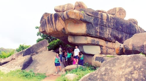An Experience at the Tongo Whistling Rocks and Shrines, Ghana