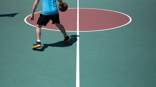 Two Great Workouts for Basketball Players
