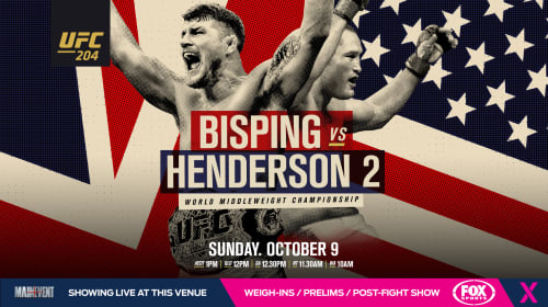 UFC 204 Main Card Preview: Who Will Stand Victorious, Bisping Or Hendo?