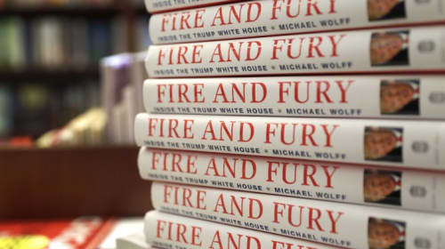 The Possible Secret Behind the Book 'Fire and Fury'