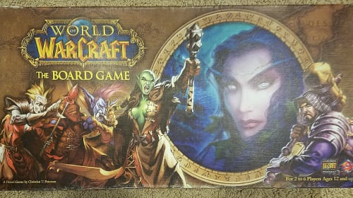 'World of Warcraft': The Board Game Tries to Wow