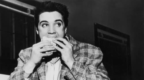 Insane Things Elvis Presley Ate