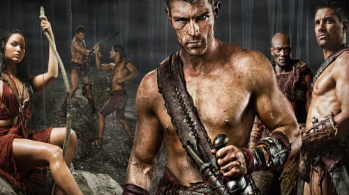 STARZ Spartacus Geek Auction