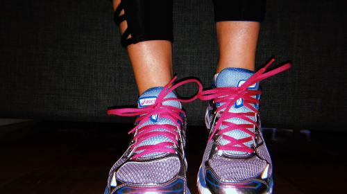 My First Half-Marathon