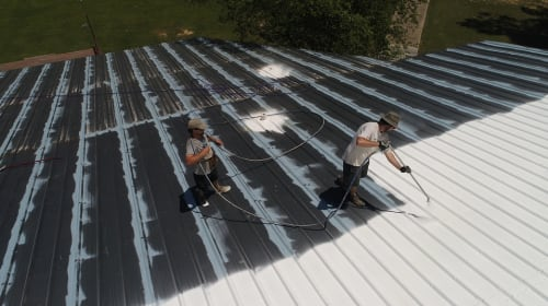 Know the Benefits of Painting Your Metal Roof Today!