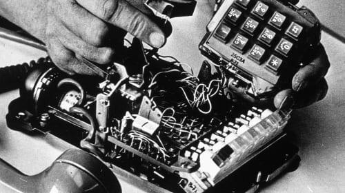 Craziest Wire Taps in US History
