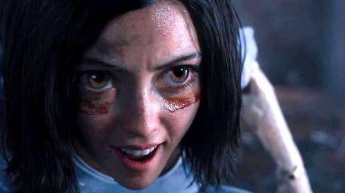 'Alita: Battle Angel' (2019)