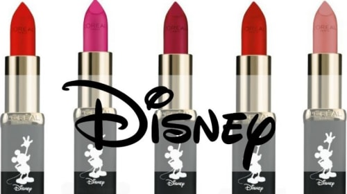Everything You Need to Know About L'Oreal's Makeup Collab with Disney!