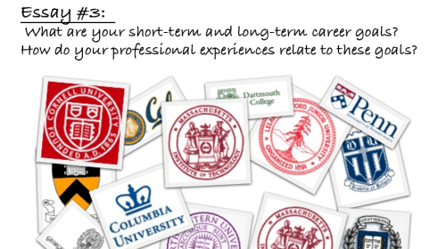 I Have an Ivy League MBA