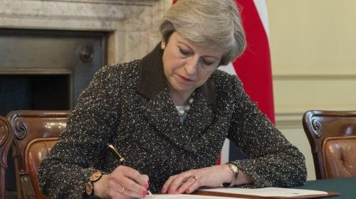 Dear Theresa...