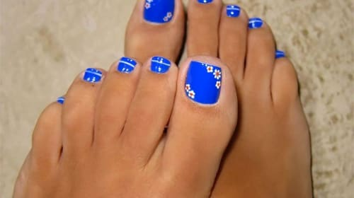 The Blue Nail Puzzle