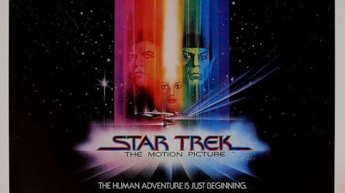 Star Trek: The Motion Picture Searches for the Original Series and Finds It
