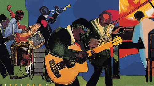 Nat Shapiro & Nat Hentoff's 'The Jazz Makers'