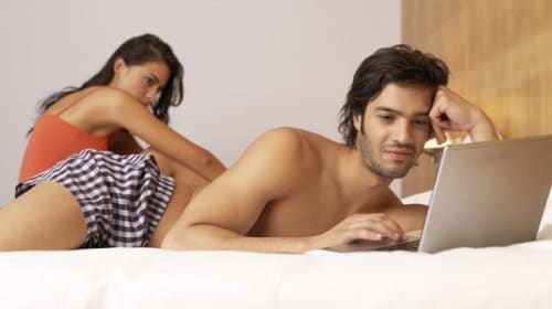 Is Porn in a Relationship Healthy?