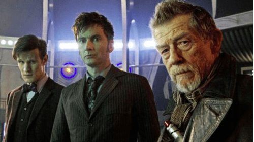 Sir John Hurt Diagnosed with Cancer!