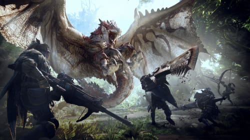 'Monster Hunter World' Overview/Review