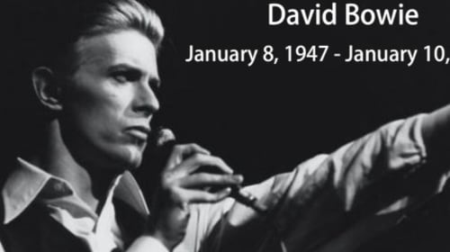 20 Facts About the Late David Bowie!