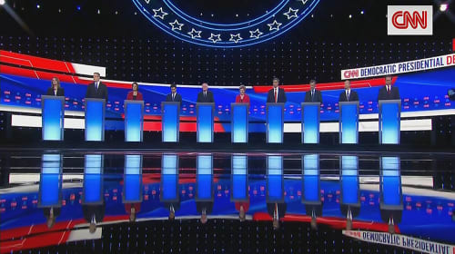 Second 2020 Democratic Presidential Debate, Part 1 of 2