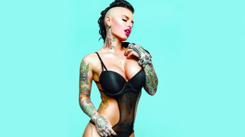 Sexiest Porn Stars with Tattoos