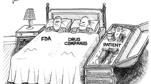 Plants vs. Drugs