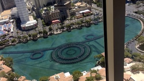 The Horrifying Truth Behind Lake Bellagio