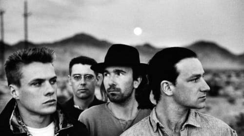 8EEZ Playlist: U2