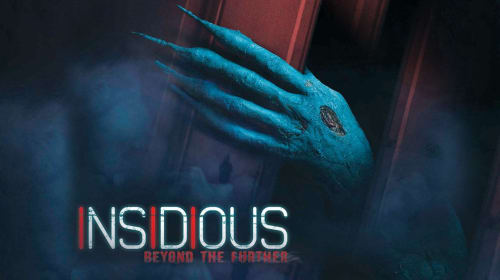 Memory Lane with the 'Insidious' Franchise