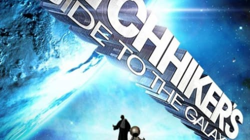 'The Hitchhikers Guide to the Galaxy' is British Humor at its Driest