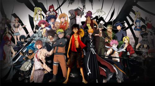 Loving Anime: Then Vs. Now