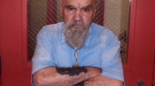Charles Manson's Music Hits Stores