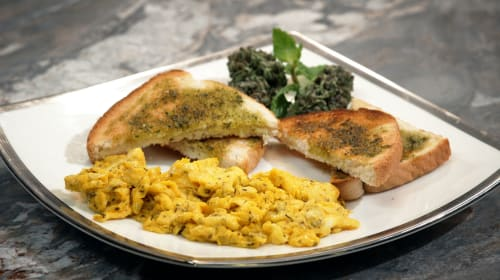 Green Marijuana Eggs Recipe