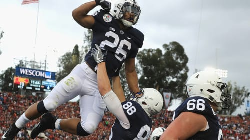 The Man... The Myth... The Legend: What Makes Saquon Barkley So Great