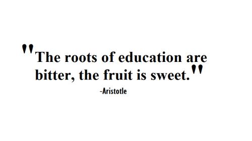Dear Students, Listen Up