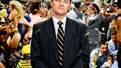 'The Wolf of Wall Street'—Review