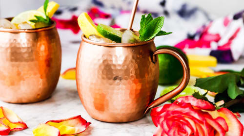 Best Canned Moscow Mules