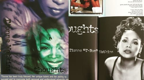 "Review of ""Thoughts"" by Tionne ""T-Boz"" Watkins"