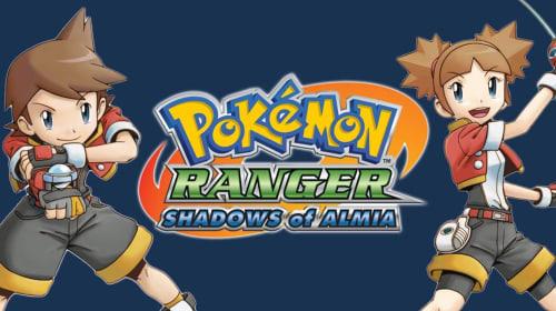 'Pokemon Ranger: Shadows of Almia'