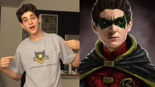 Like Father, Like Son: Gotham's David Mazouz Wants to Play Damian Wayne in the DCEU